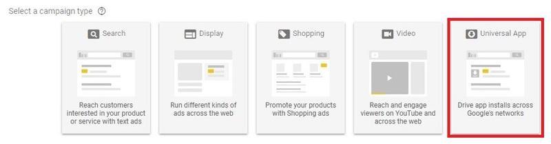 ساخت کمپین تبلیغاتی در گوگل