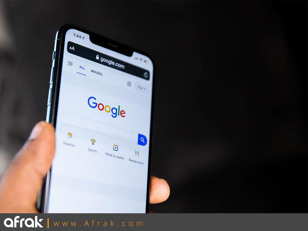 تبلیغات مجازی ؛ تبلیغ در گوگل