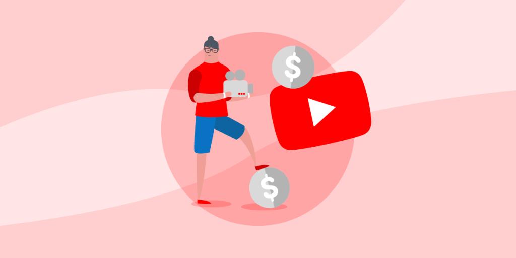 روش های درآمدزایی از یوتیوب