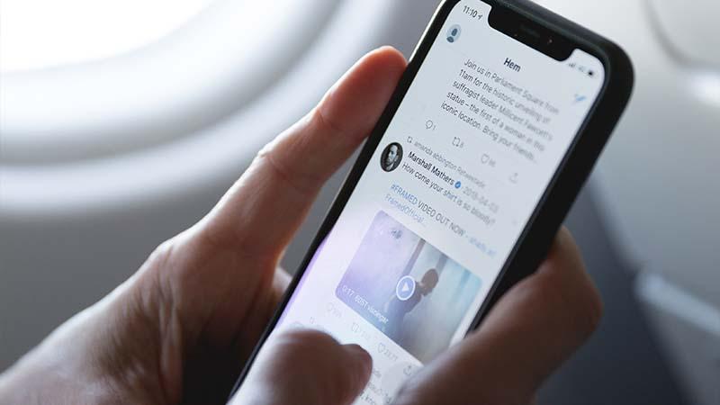 توییتر برای کسب و کار