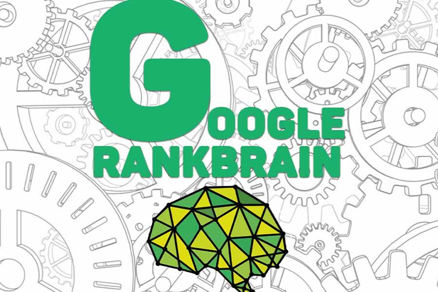 الگوریتم رنک برین گوگل