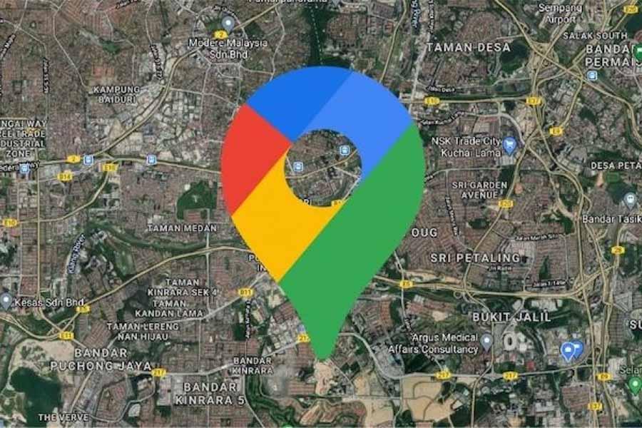 افزایش رتبه در گوگل مپ