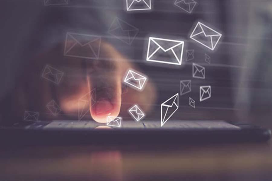 انواع بازاریابی ایمیلی
